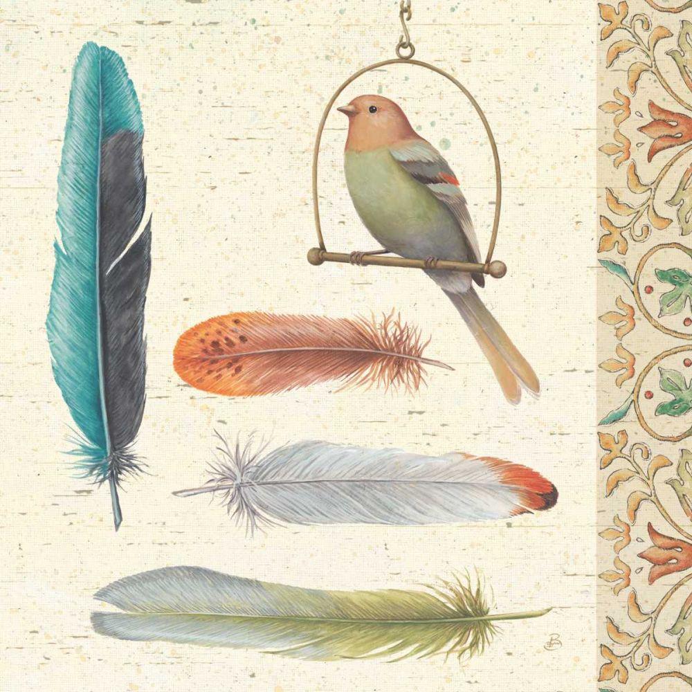 Feather Tales II Brissonnet, Daphne 73733