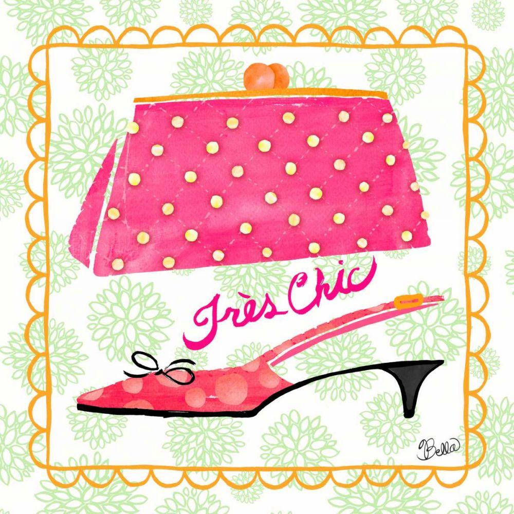 Tres Chic Vintage Fashion Studio Bella 73688