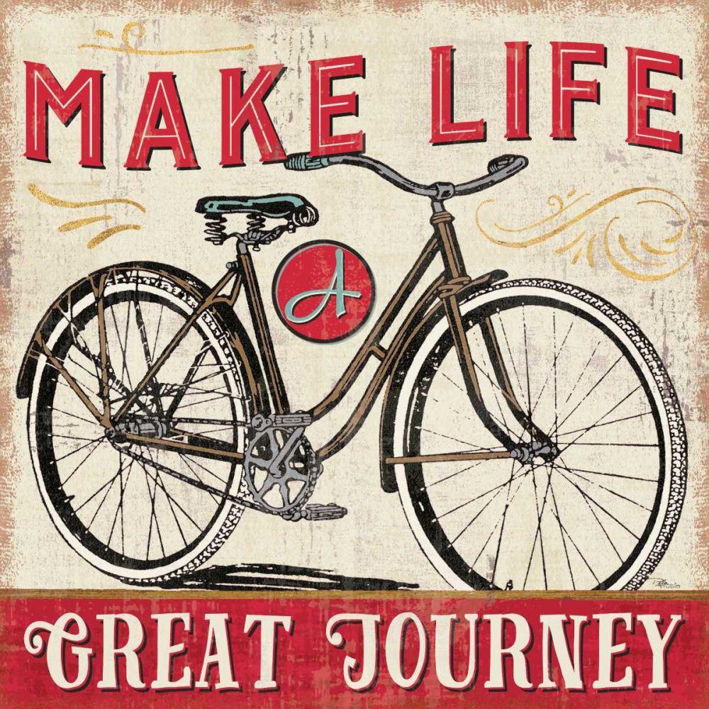 A Great Journey IV-1 Pela Studio 72007