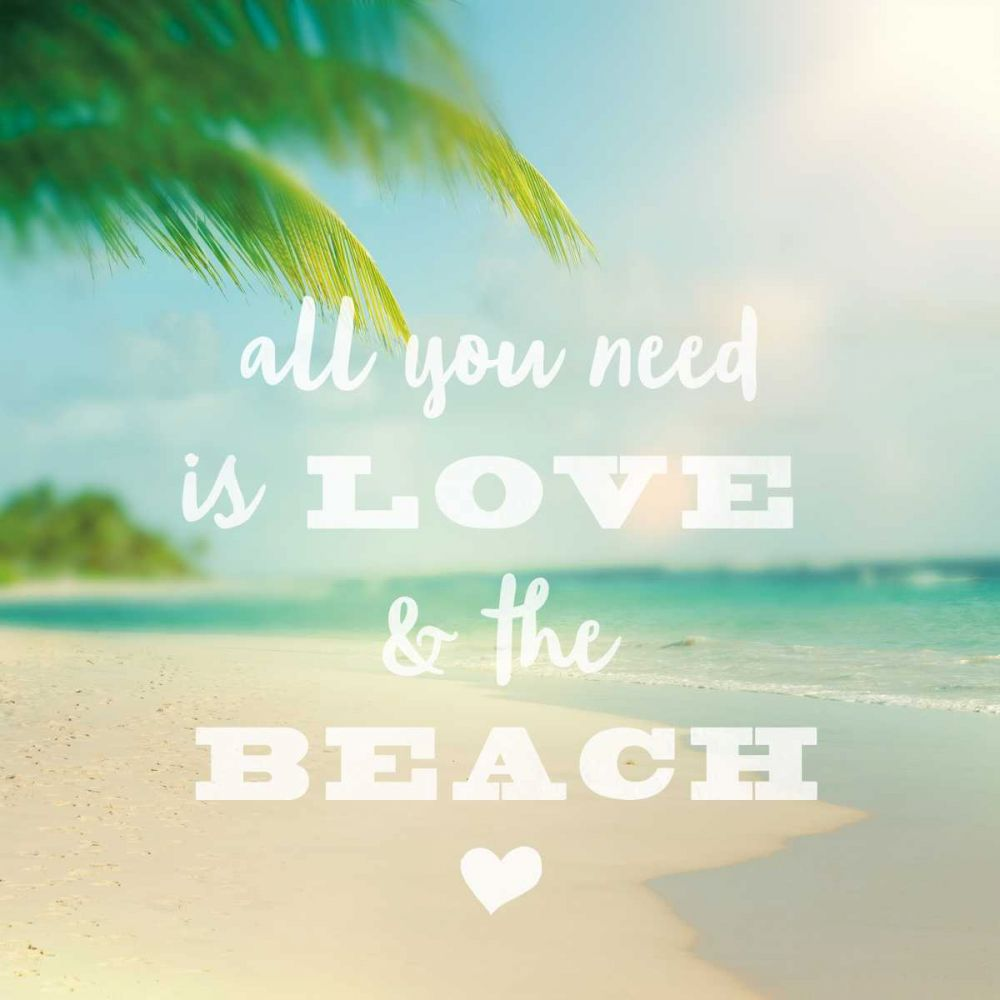All You Need is Beach Schlabach, Sue 73523