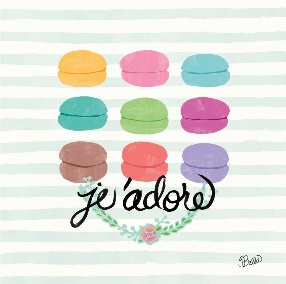 J adore Macarons Studio Bella 73872