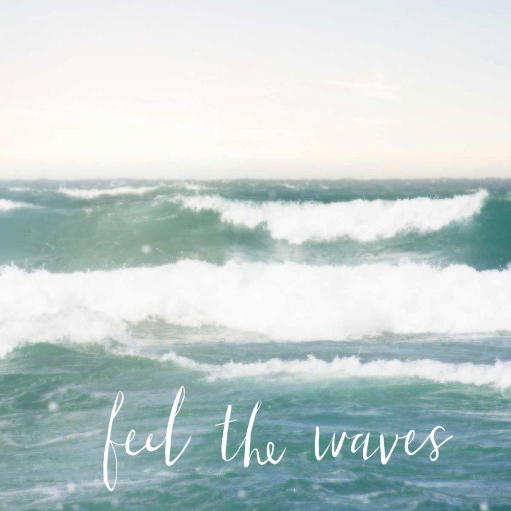 Feel the Waves Marshall, Laura 73437