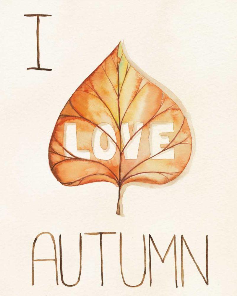 Autumn Love I DeNeige, Elyse 73452