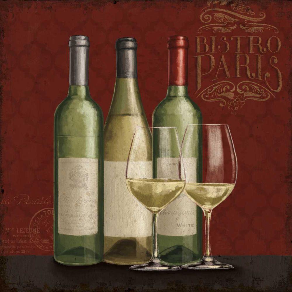 Bistro Paris White Wine v.2 Penner, Janelle 78316