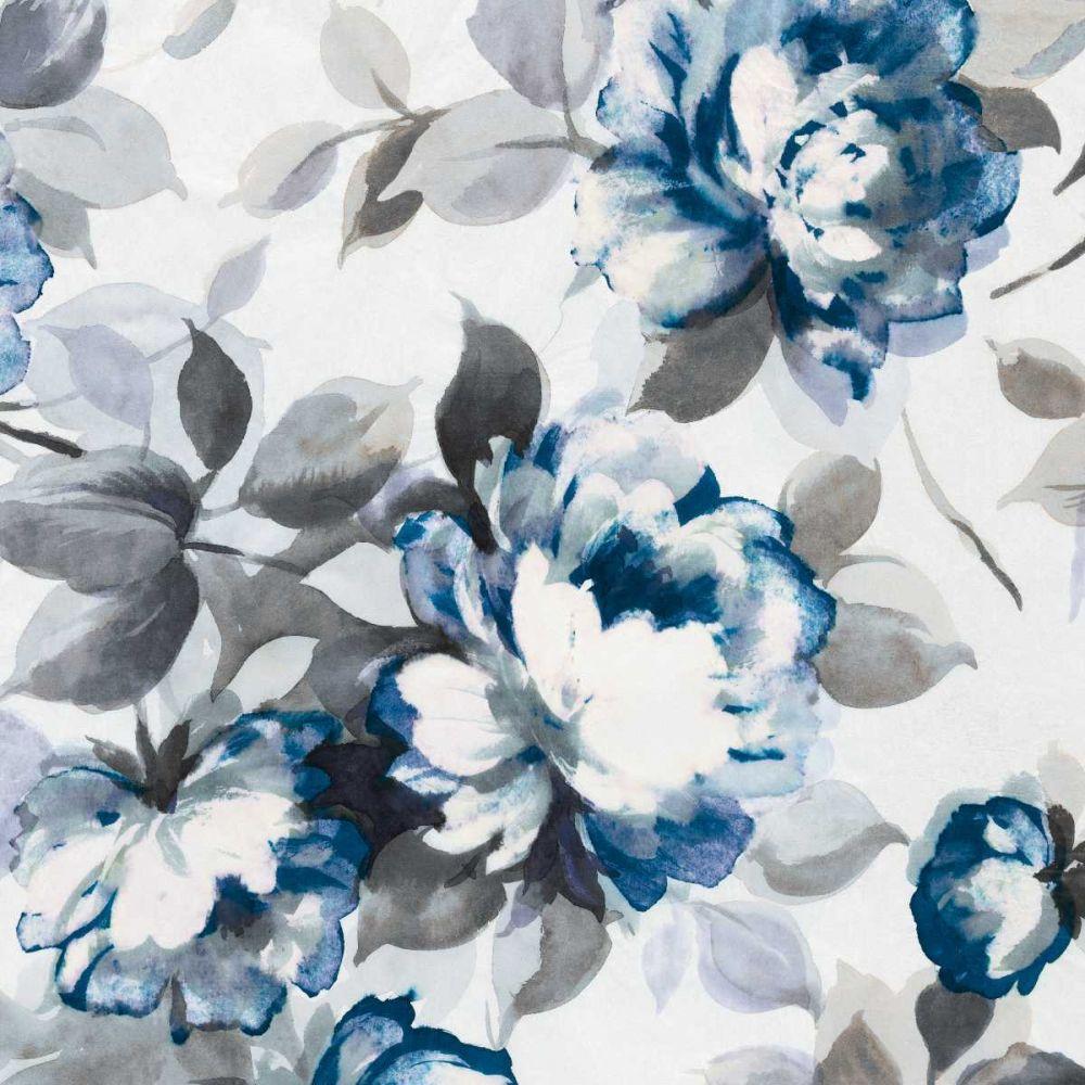 Scent of Roses Indigo II Wild Apple Portfolio 78292