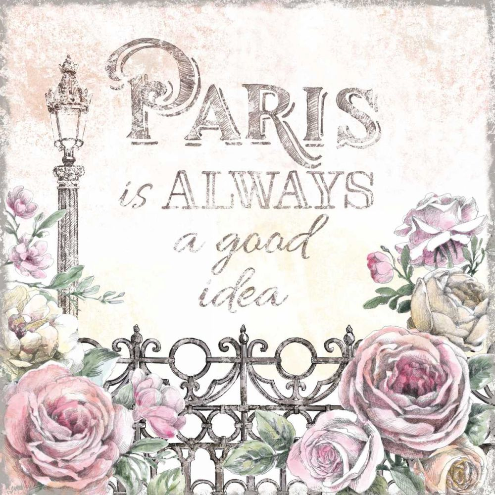 Paris Roses IV Grove, Beth 80746