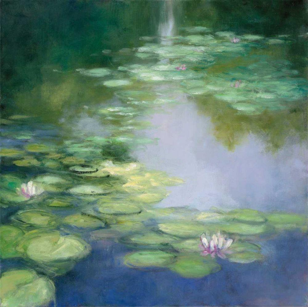 Blue Lily I Purinton, Julia 85053