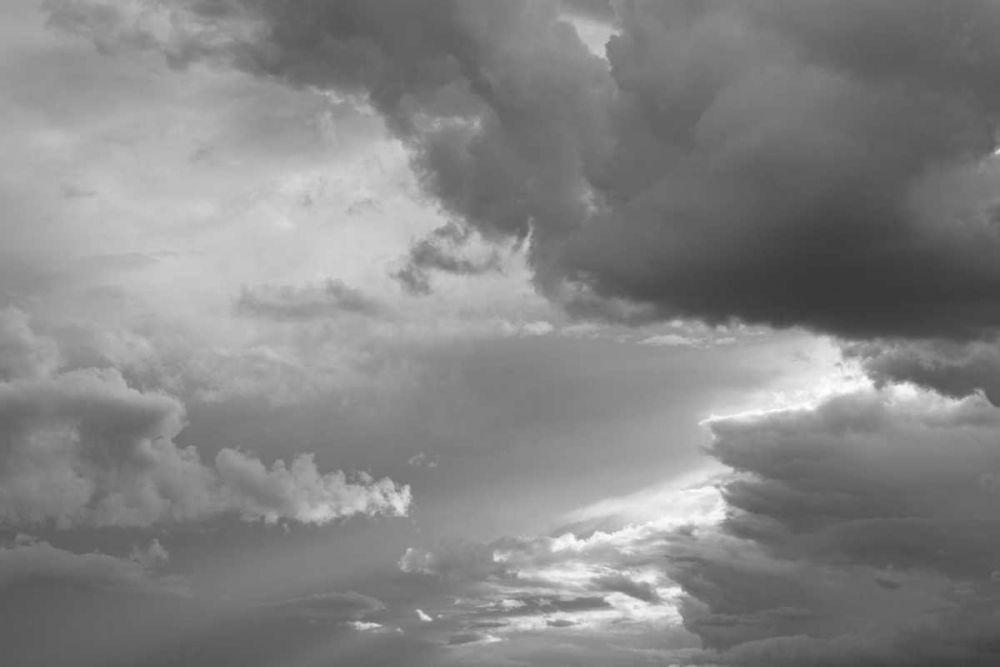 Luminous Clouds I BW Omelianchuk, Linda 85092