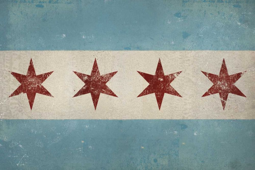 Chicago Flag Fowler, Ryan 87126
