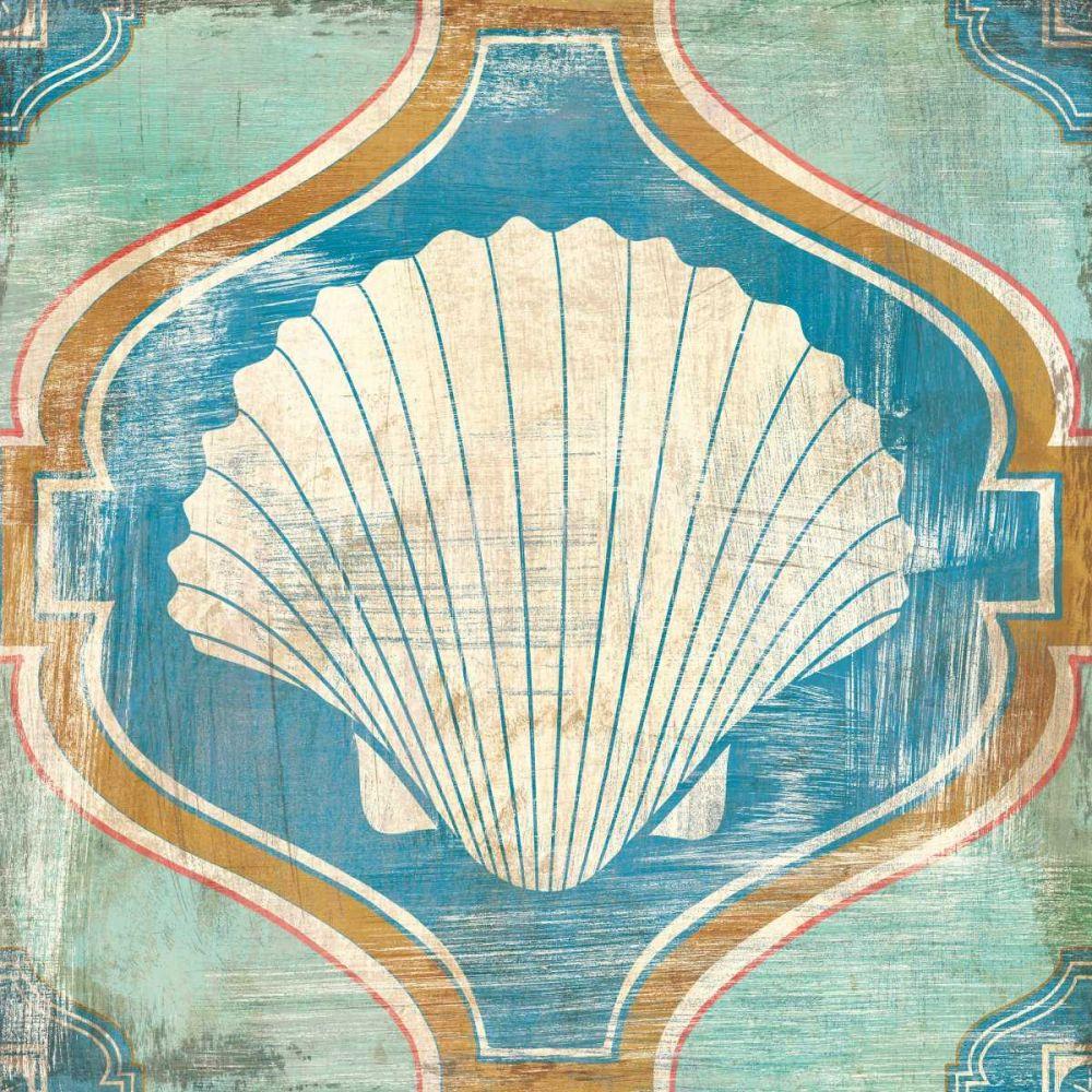 Bohemian Sea Tiles II Hilsaca, Cleonique 87142