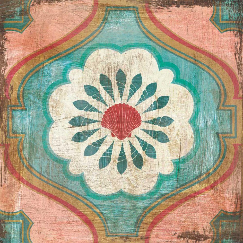 Bohemian Sea Tiles VIII Hilsaca, Cleonique 87148