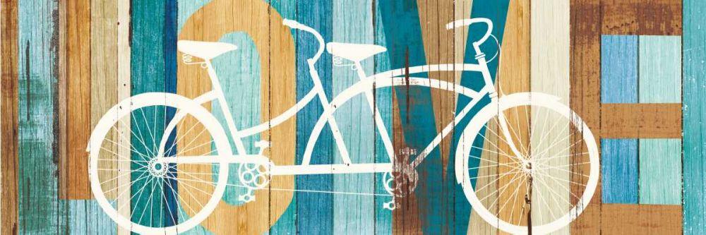Beachscape Tandem Bicycle Love Mullan, Michael 151390