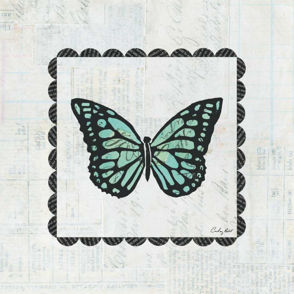 Butterfly Stamp Prahl, Courtney 87181