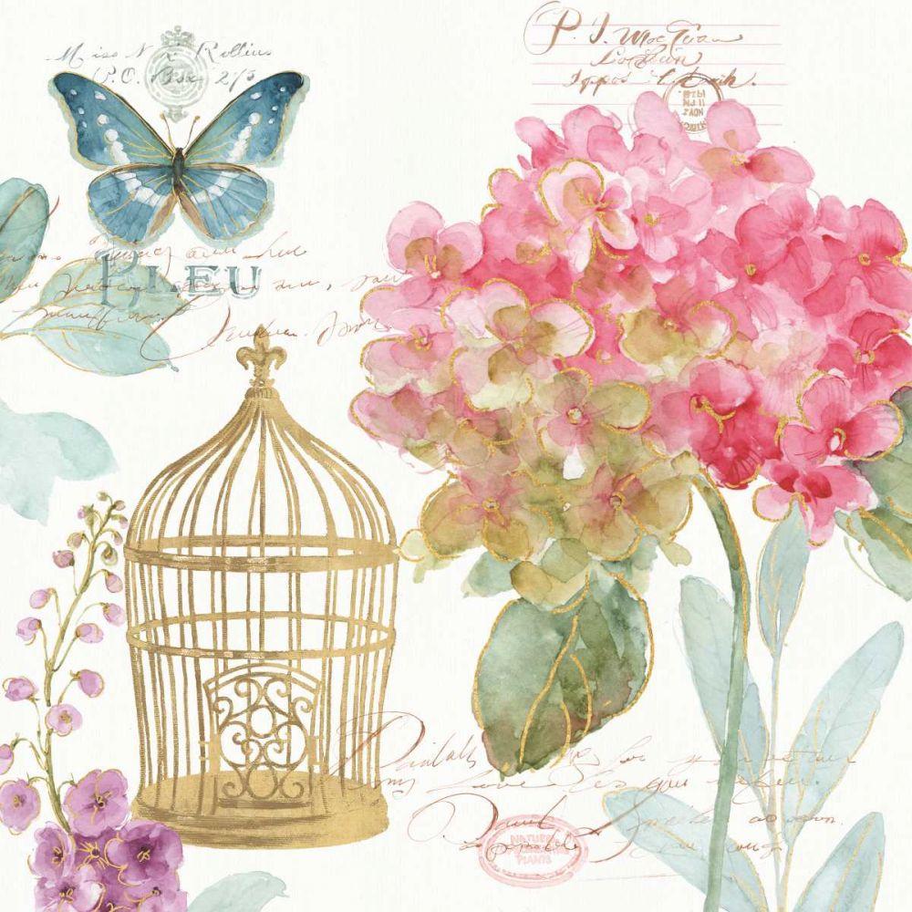 Rainbow Seeds Floral Birdcage II Lisa, Audit 93337