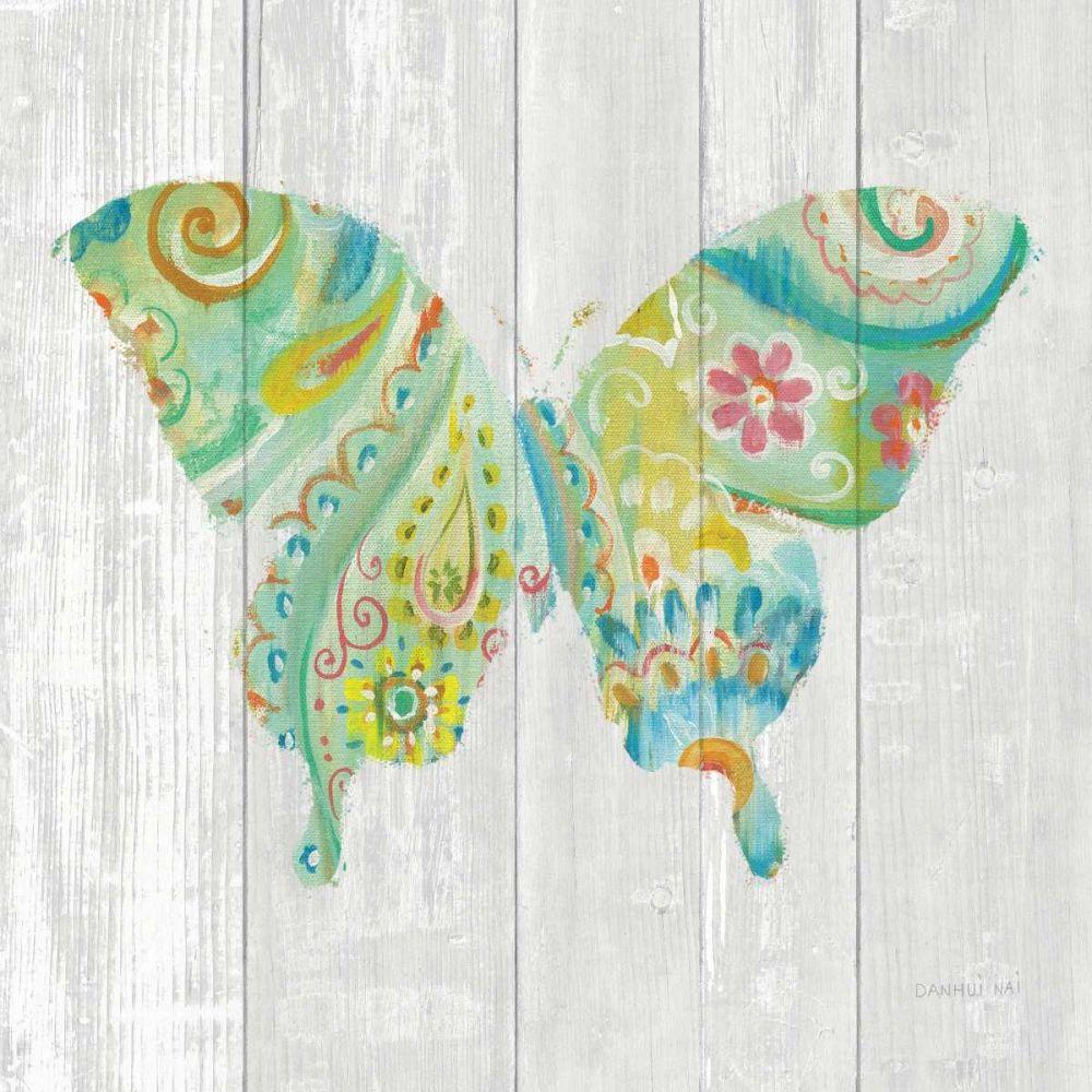 Spring Dream Paisley VIII Nai, Danhui 118840