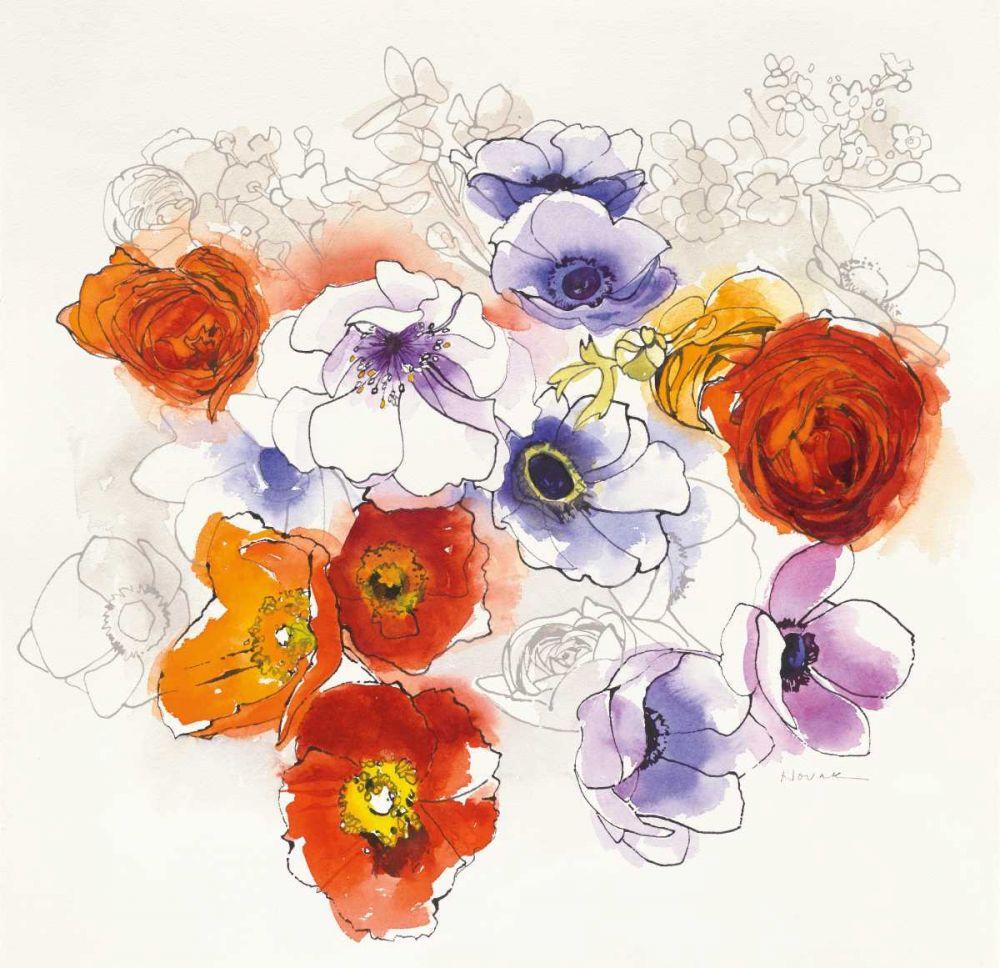 Spring Fleurs Novak, Shirley 121904