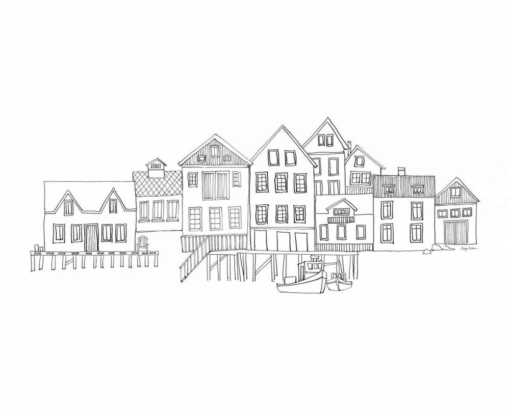 Nordic Village II Tillmon, Avery 150293