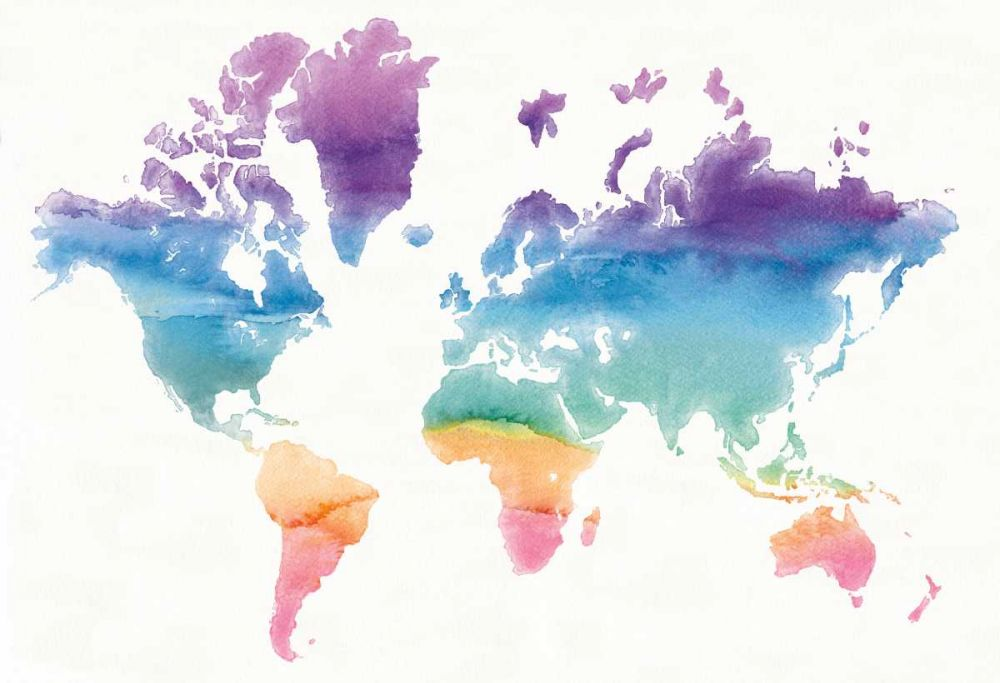 Watercolor World Schick, Mike 118887