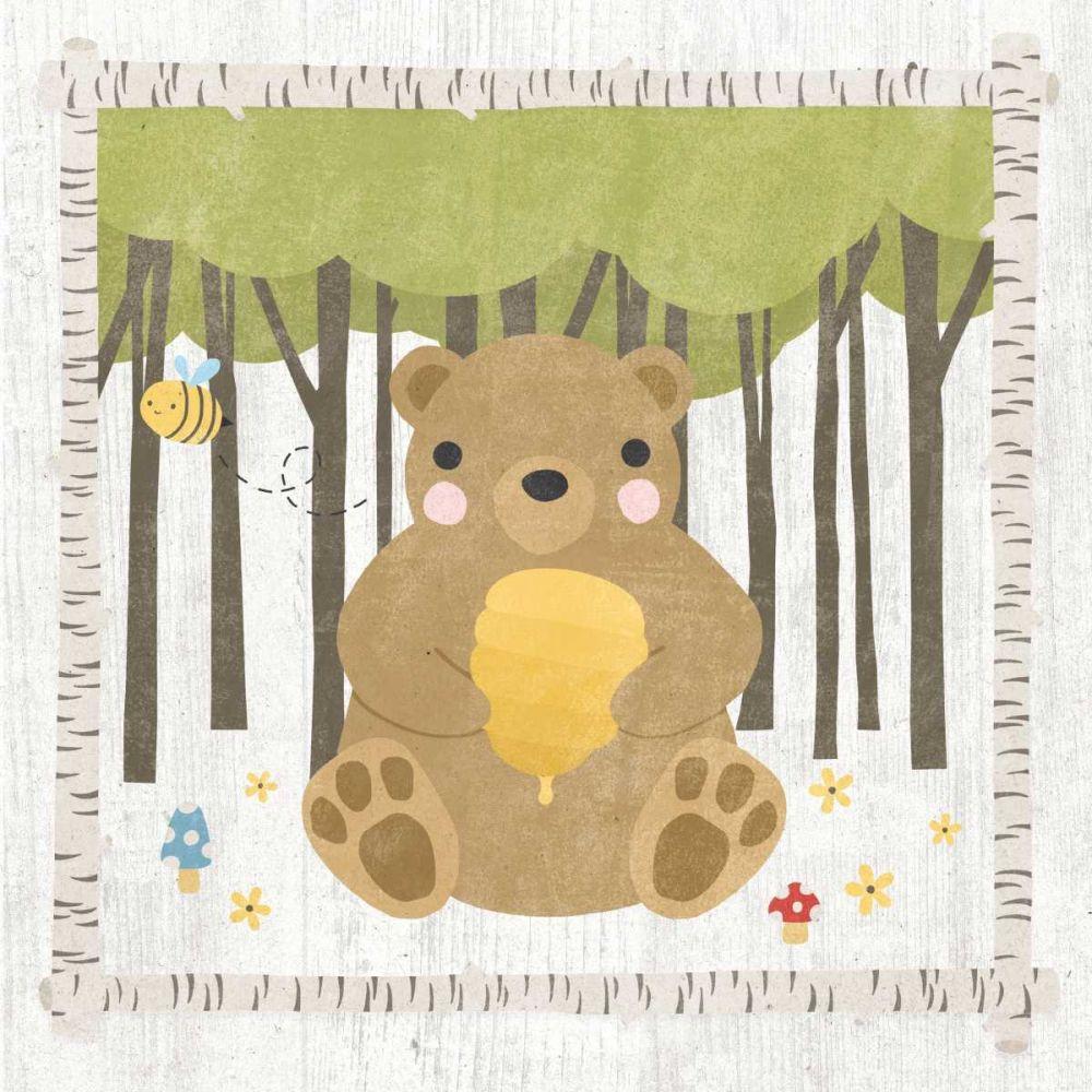 Woodland Hideaway Bear Hershey, Moira 118949