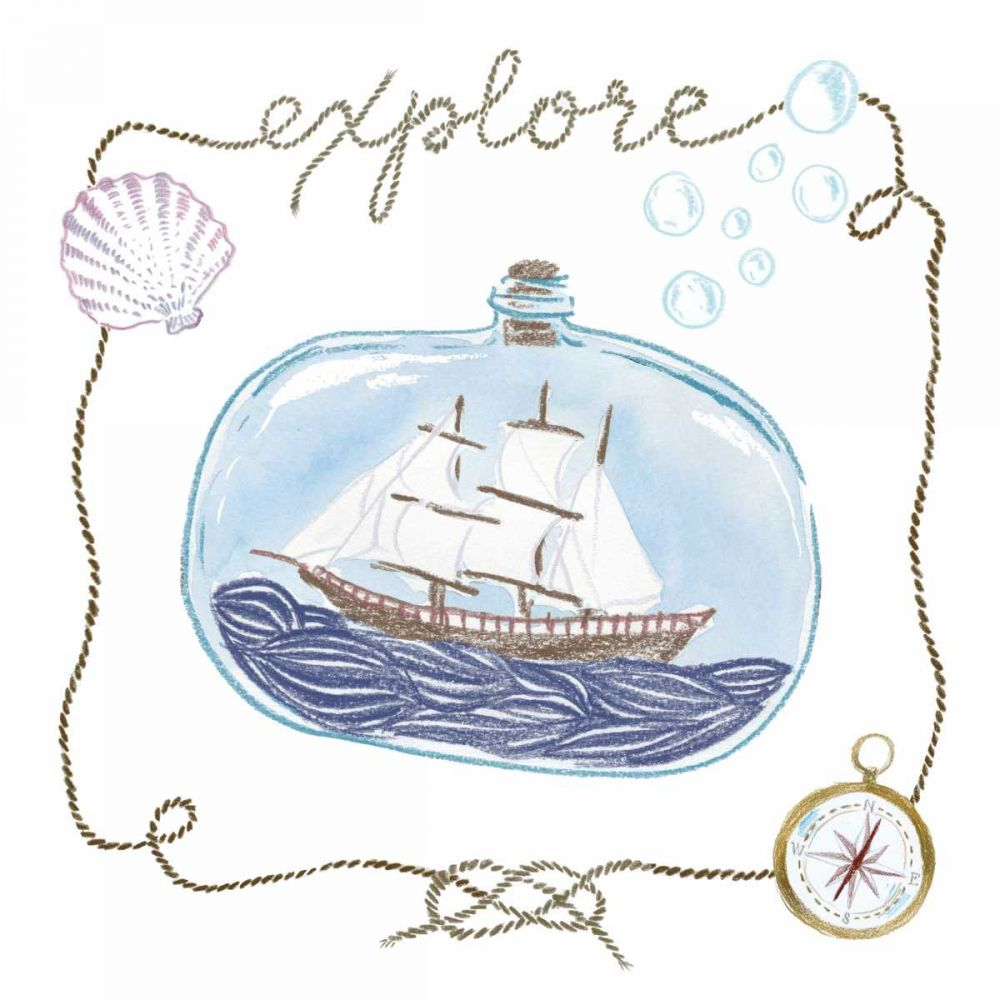 Ship in a Bottle Explore Zieve Miller, Sara 118872