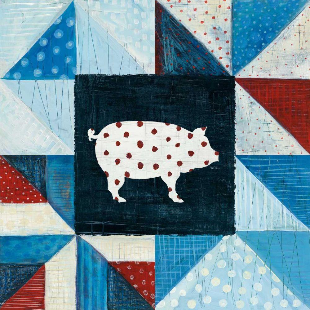 Modern Americana Farm Quilt V Averinos, Melissa 121803