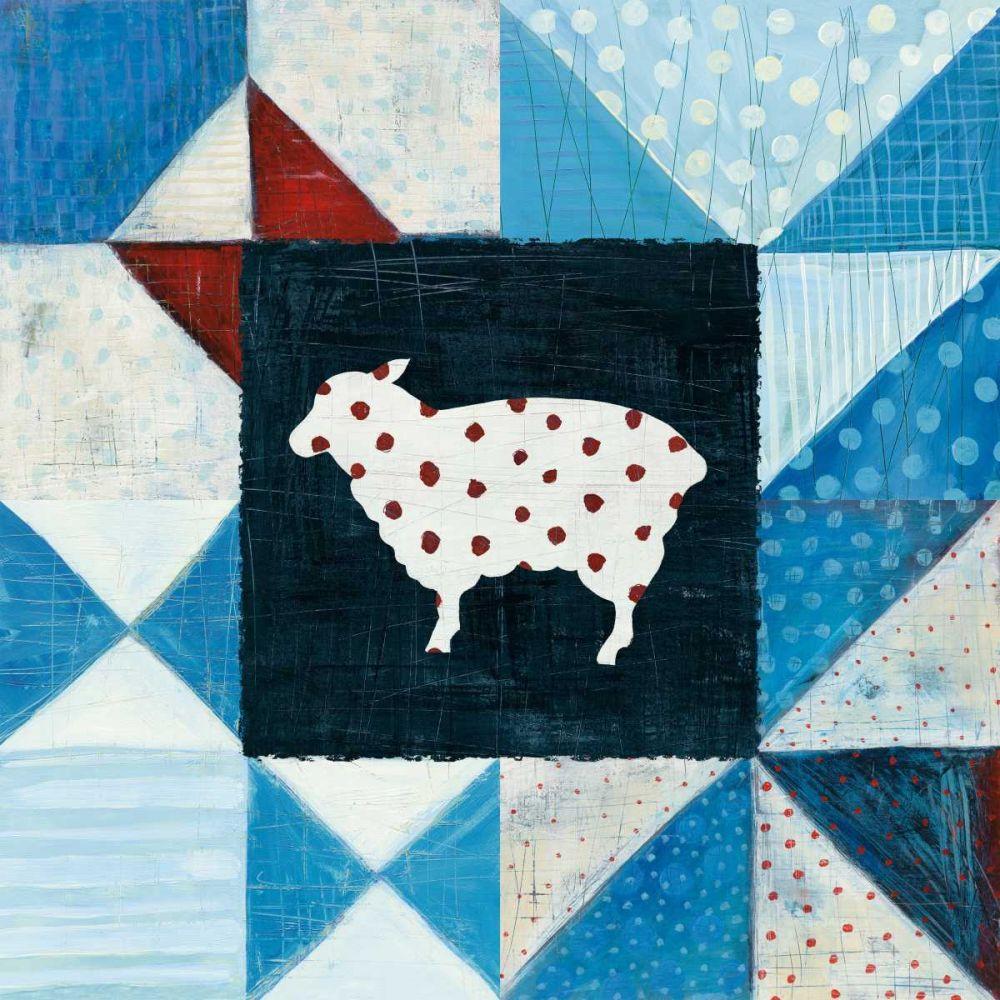 Modern Americana Farm Quilt VI Averinos, Melissa 121804