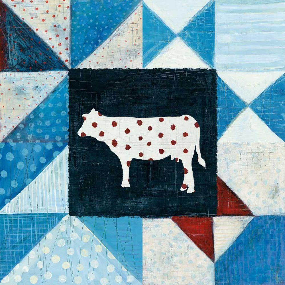 Modern Americana Farm Quilt VIII Averinos, Melissa 121806