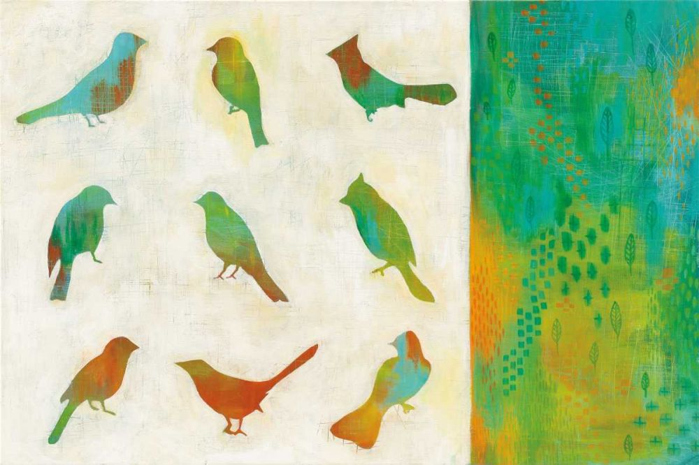 Flight Patterns I Crop Averinos, Melissa 121796