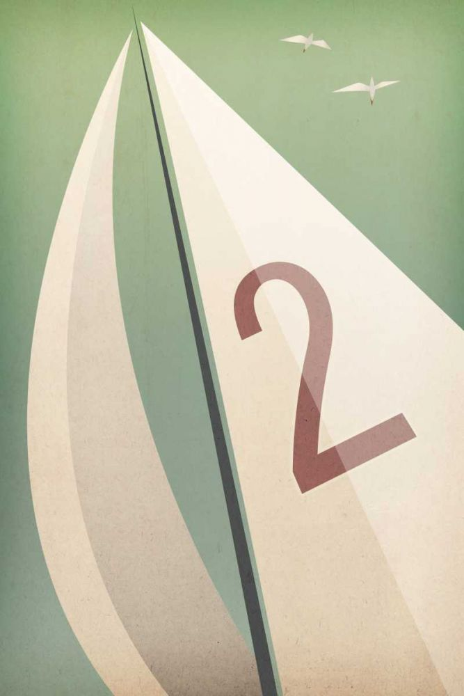 Sails VIII Fowler, Ryan 121888
