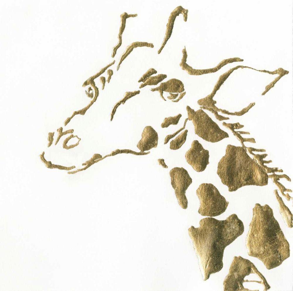 Gilded Giraffe Paschke, Chris 121759