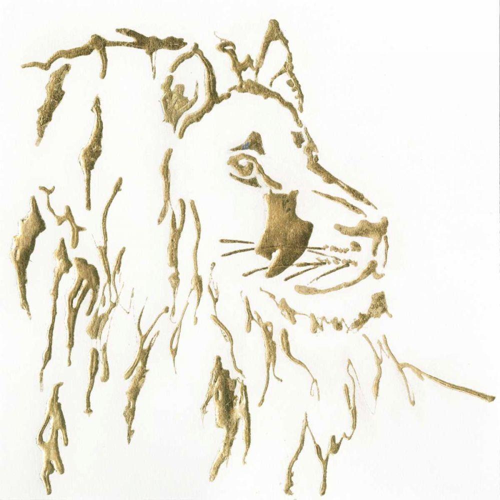 Gilded Lion Paschke, Chris 121760
