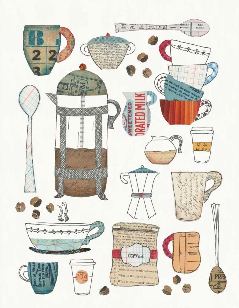 Coffee Chart II v2 Prahl, Courtney 121768