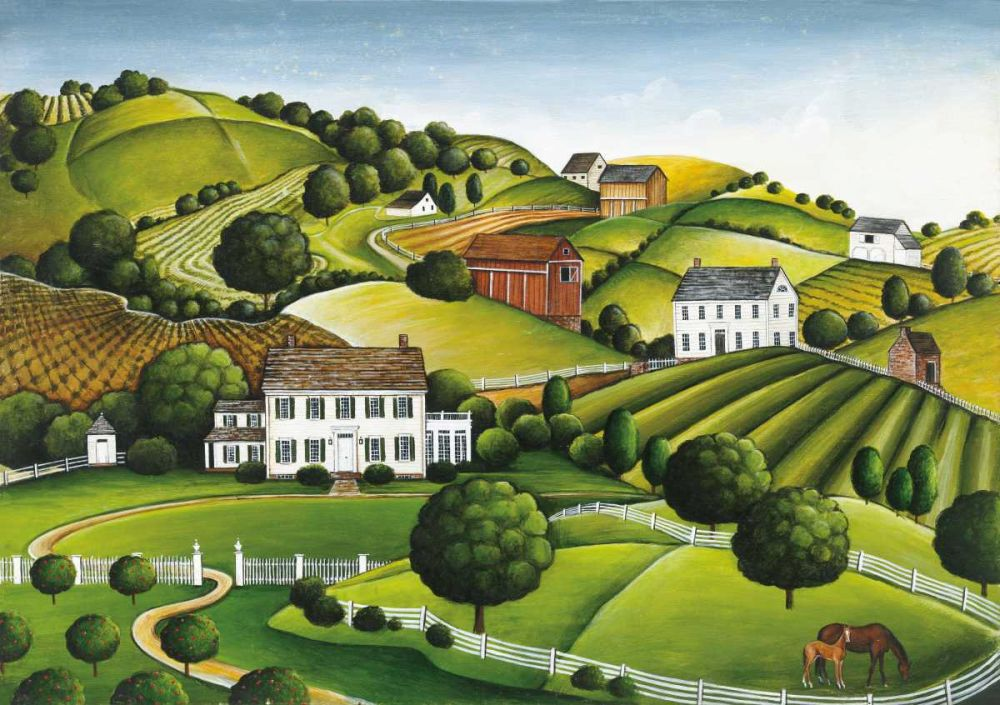 Apple Valley Brown, David Carter 129436