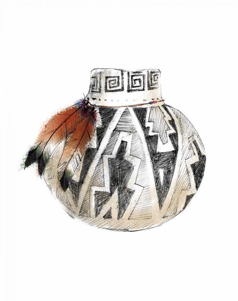 Indian Pottery Tillmon, Avery 129465