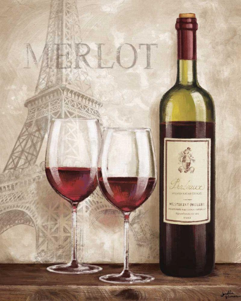 Wine in Paris III Penner, Janelle 129487