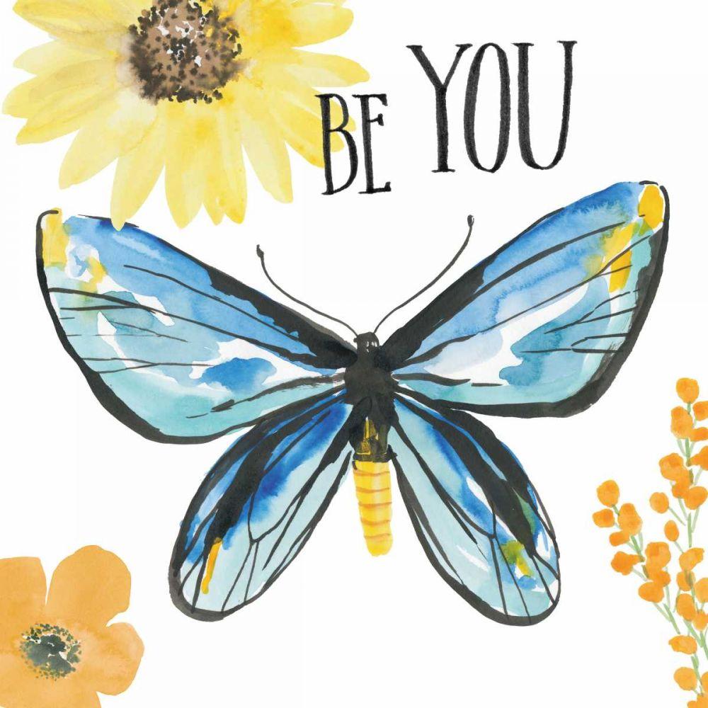 Beautiful Butterfly III Miller, Sara Zieve 137683