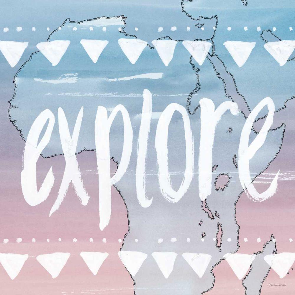 World Traveler Explore Miller, Sara Zieve 137740