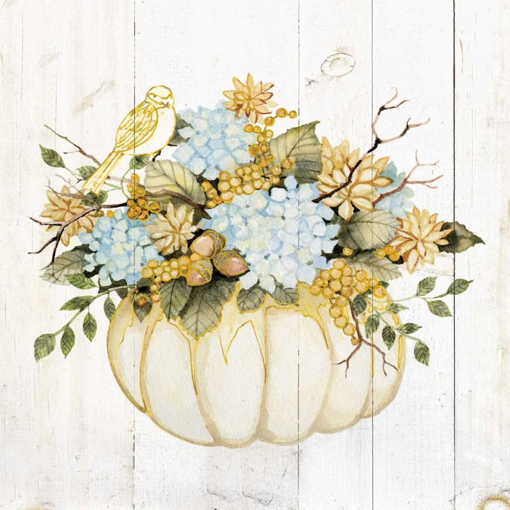 Autumn Elegance III Gold McKenna, Kathleen Parr 137589