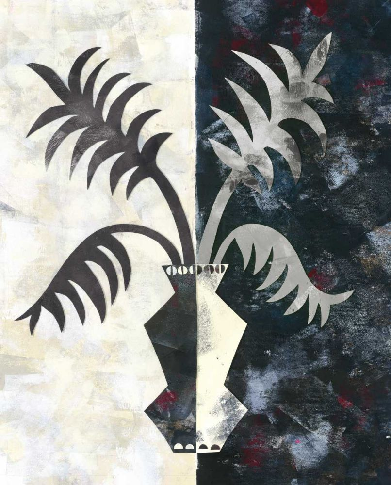 Pretty Palms II Neutral Wild Apple Portfolio 149204