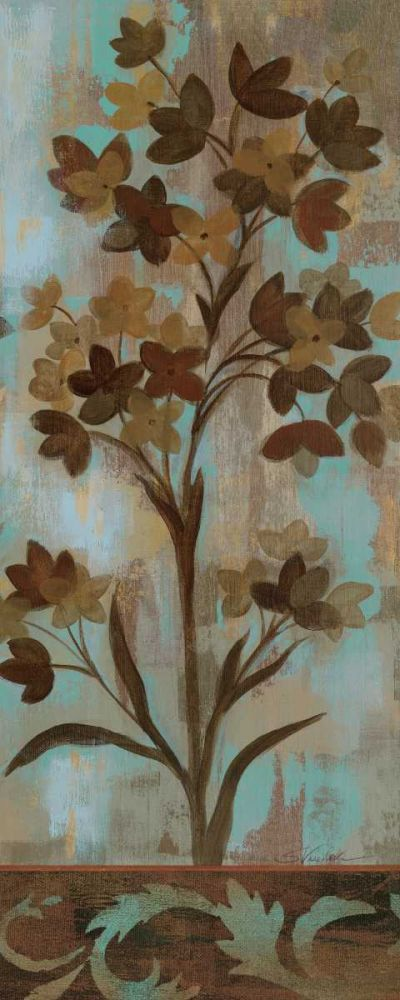 Monsoon Florals I Vassileva, Silvia 18912