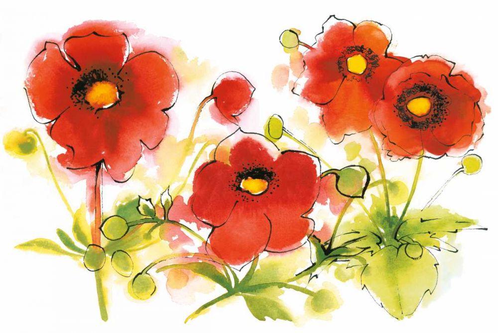Flores Rojas VI Novak, Shirley 149175