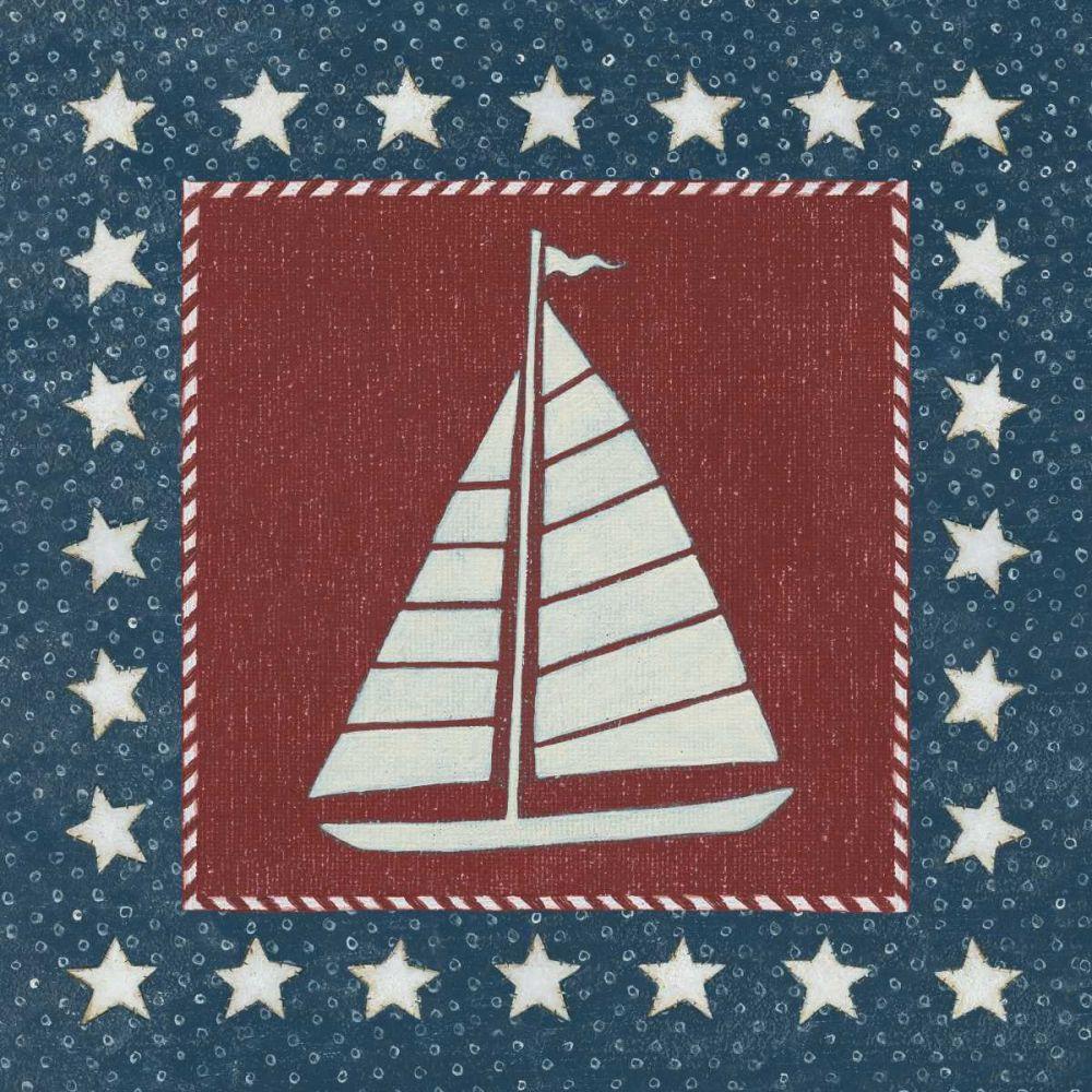 Coastal Americana I Brown, David Carter 149113