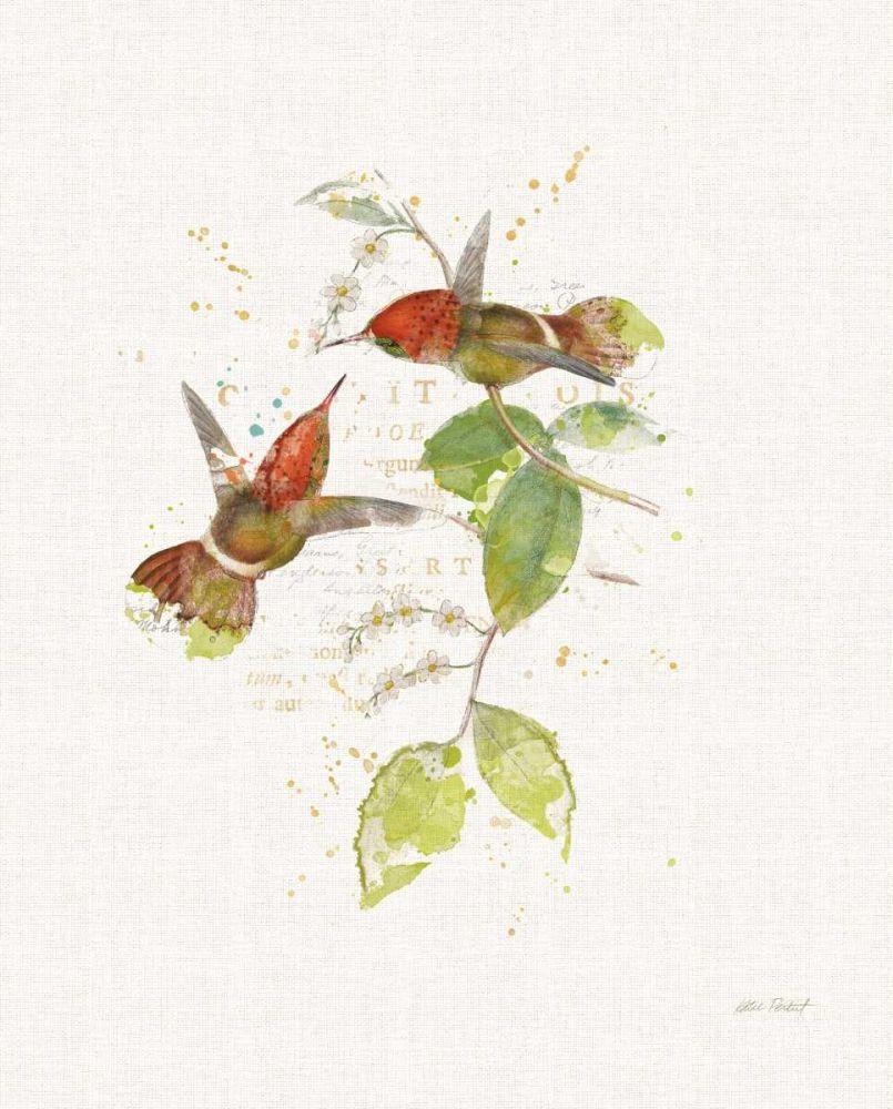 Colorful Hummingbirds II Pertiet, Katie 149828
