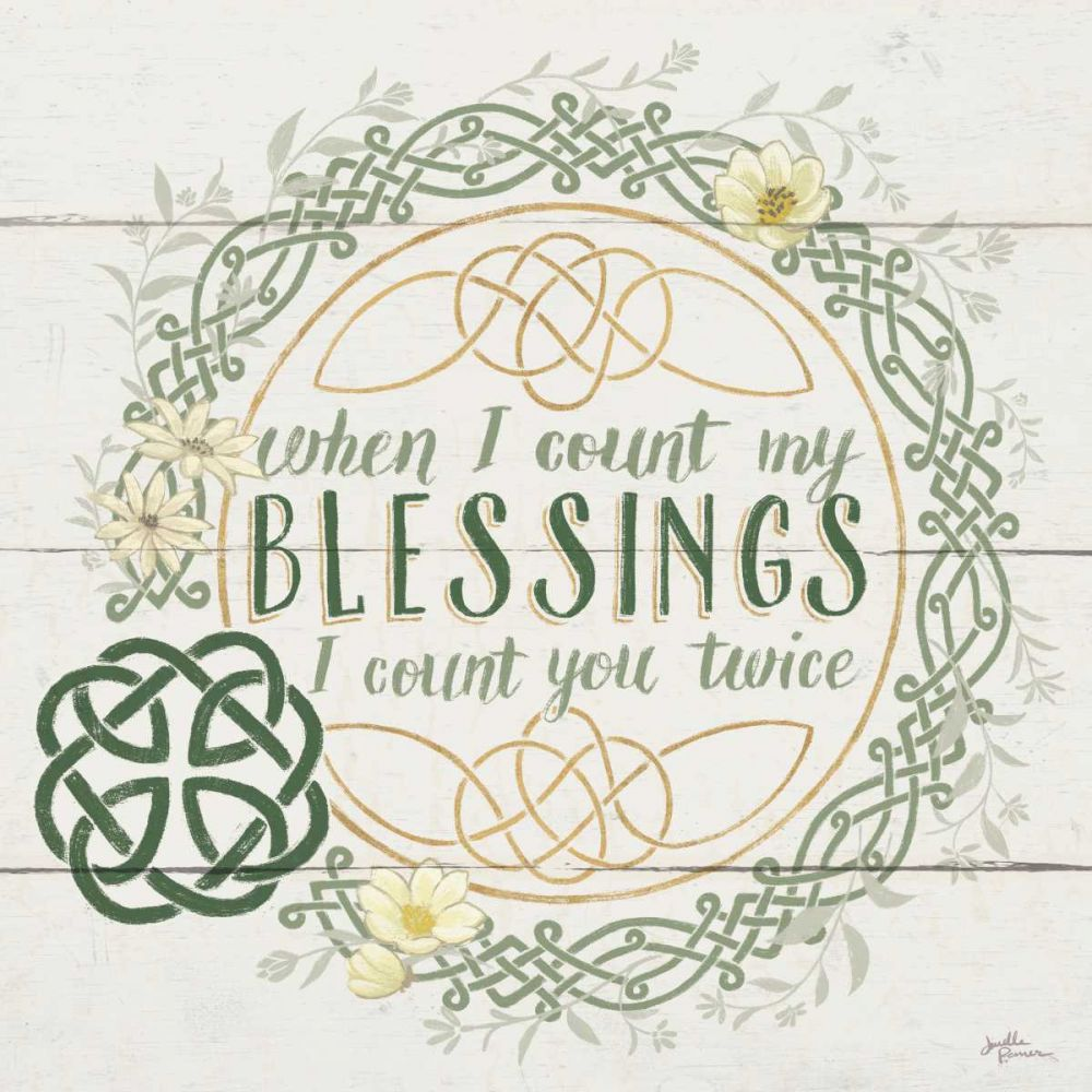 Irish Blessing II Penner, Janelle 151604