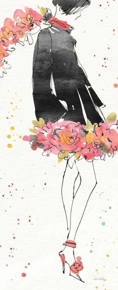 Floral Fashion IV Tavoletti, Anne 157645
