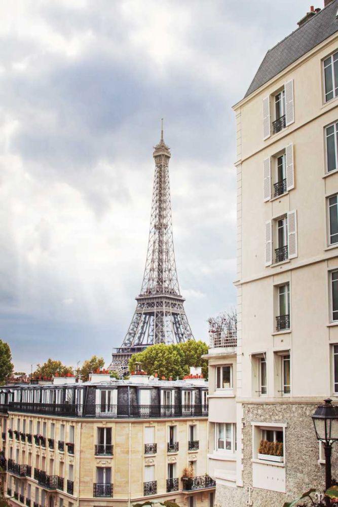 Eiffel View I Marshall, Laura 158834