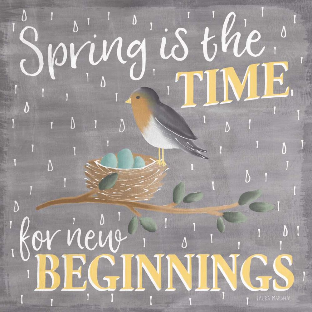 Smitten With Spring V Marshall, Laura 158745