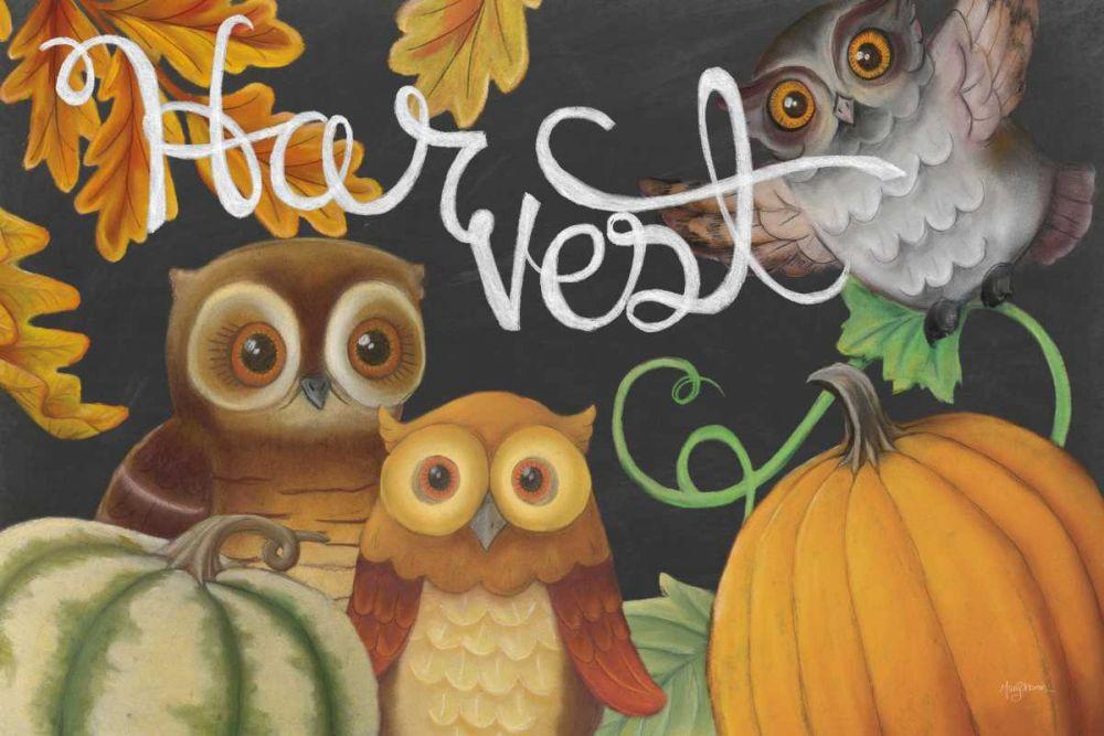 Harvest Owl IV Urban, Mary 158723