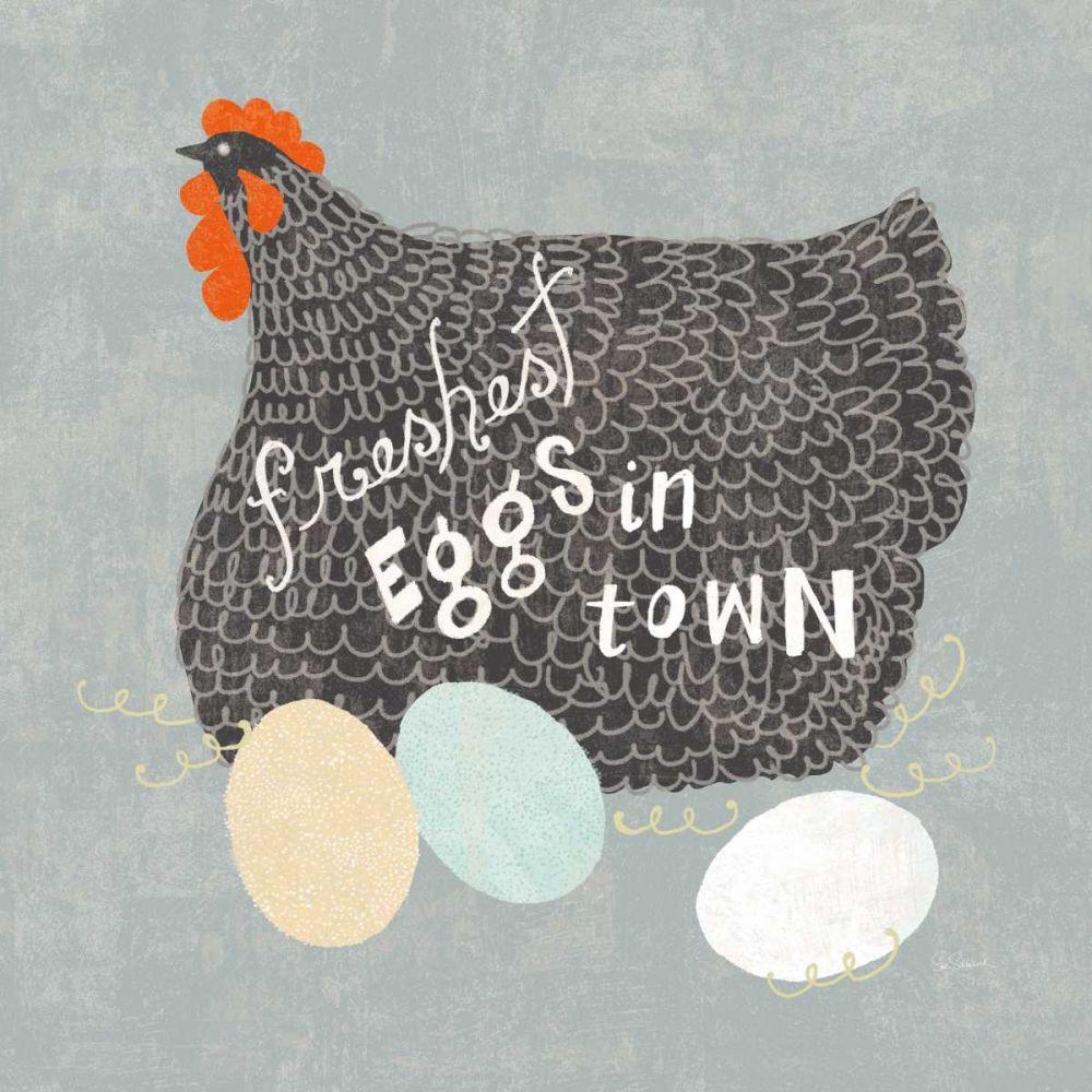 Fresh Eggs II Schlabach, Sue 158705