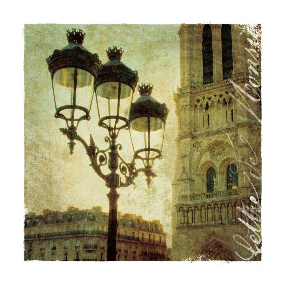 Golden Age of Paris IV Wild Apple Portfolio 18245